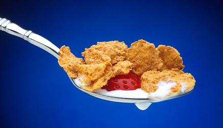 Un estudio indica que tras el ejercicio lo mejor es un for Tazon cereales