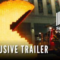 'Pixels', tráiler de la película sobre una invasión de videojuegos