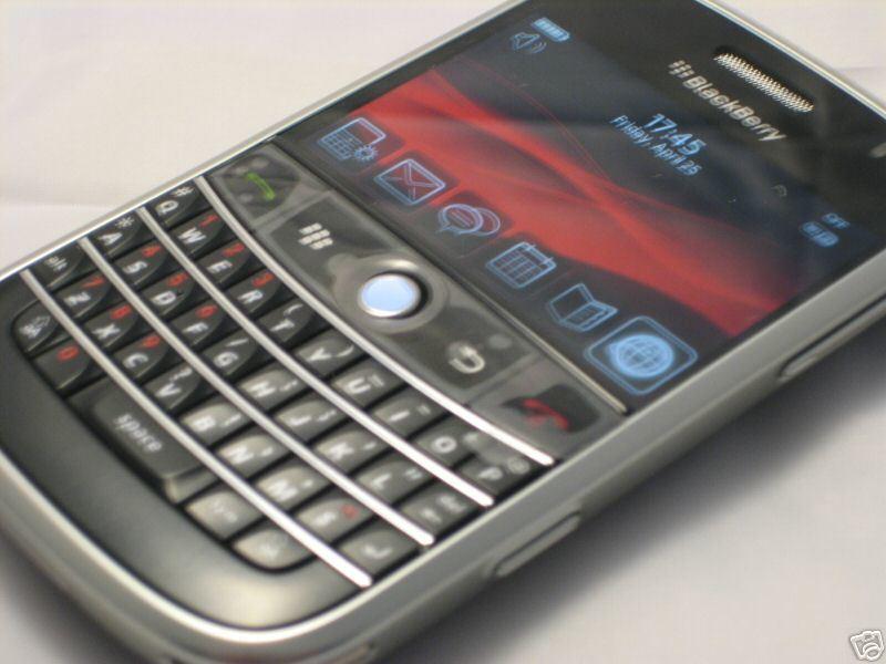 Foto de BlackBerry 9000 eBay (1/6)