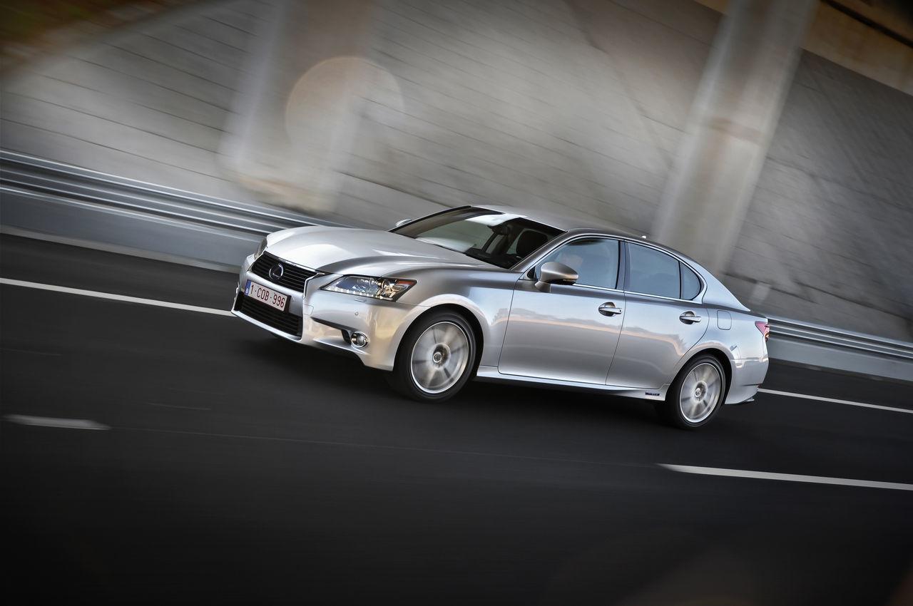 Foto de Lexus GS 450h (2012) (26/62)