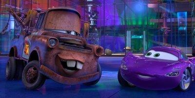 Taquilla española | Los coches de Pixar desbancan a los robots de Michael Bay