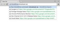 Busca en Google Drive desde la omnibar de Chrome con Omnidrive