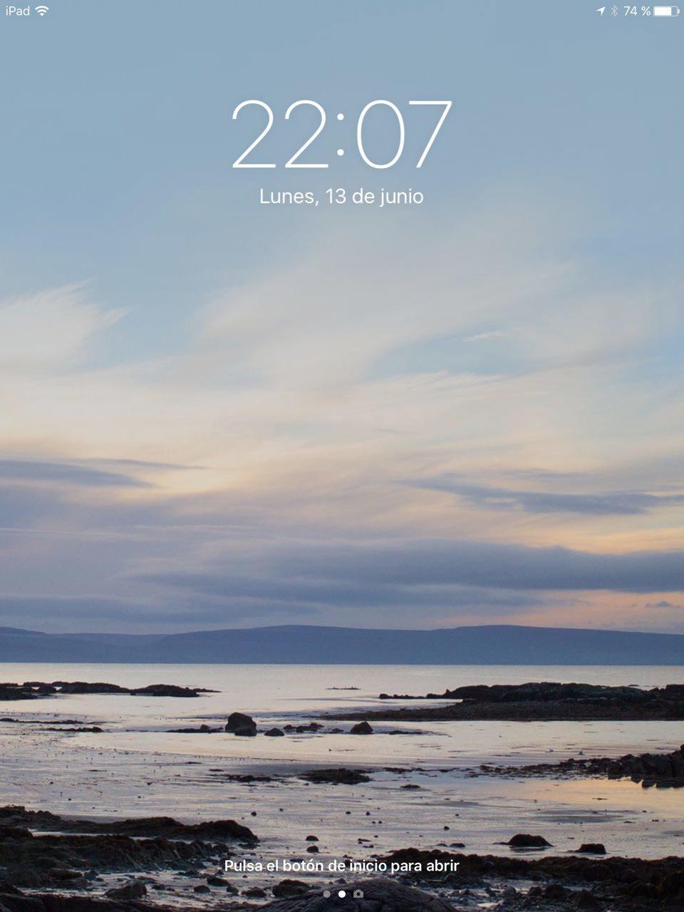 Foto de iOS 10 en iPad (8/26)
