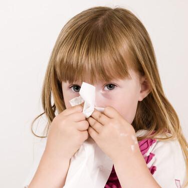 Hemorragia nasal en niños: qué hacer si a mi hijo le sangra la nariz