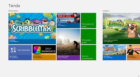 Windows Store: cómo ha evolucionado desde su lanzamiento