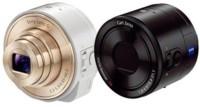 Sony QX10 y QX100: con las nuevas Smart Lens, las cámaras que se quedan en lo básico