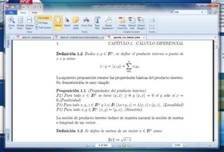 Nitro, un completísimo lector de PDF con interfaz Ribbon