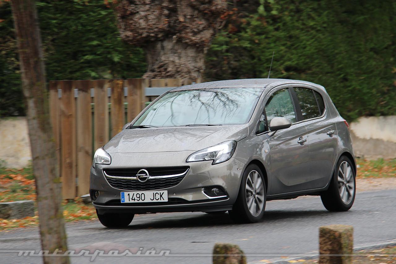Foto de Prueba Opel Corsa (1/20)