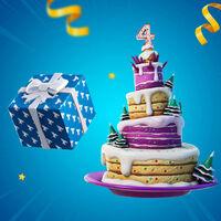 Dónde están los Pasteles de Cumpleaños en el mapa de la Temporada 8 de Fortnite