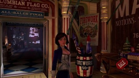 'Bioshock Infinite'. Dos minutos de adelanto del premiado trabajo de Ken Levine y su equipo. Se ve impecable