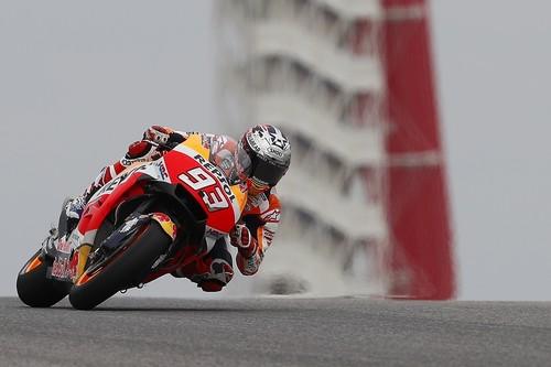 ¡Incontestable! Marc Márquez domina de principio a fin en Austin y roza el liderato de MotoGP