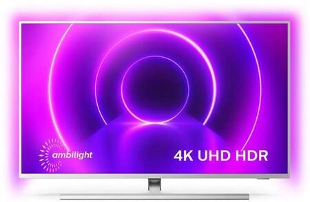 Tv Philips 50quot 50pus8535 Uhd Stv Android P5 Ambil