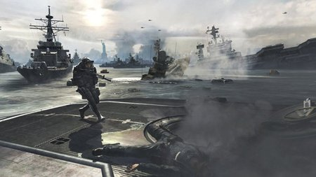 'Modern Warfare 3' llegará a Wii