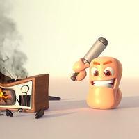 Los gusanos de Worms volverán a la guerra este año con un nuevo videojuego