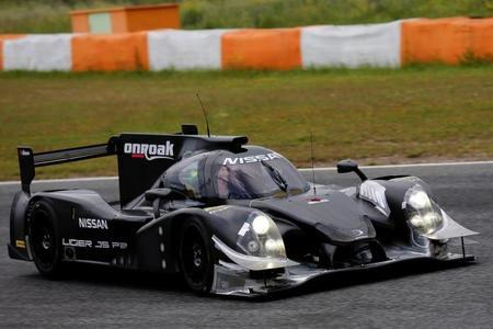 Nissan LMP2 Le Mans