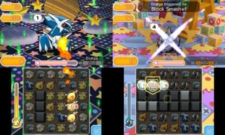 Dialga y el retorno de Mega Blastoise en Pokémon Shuffle