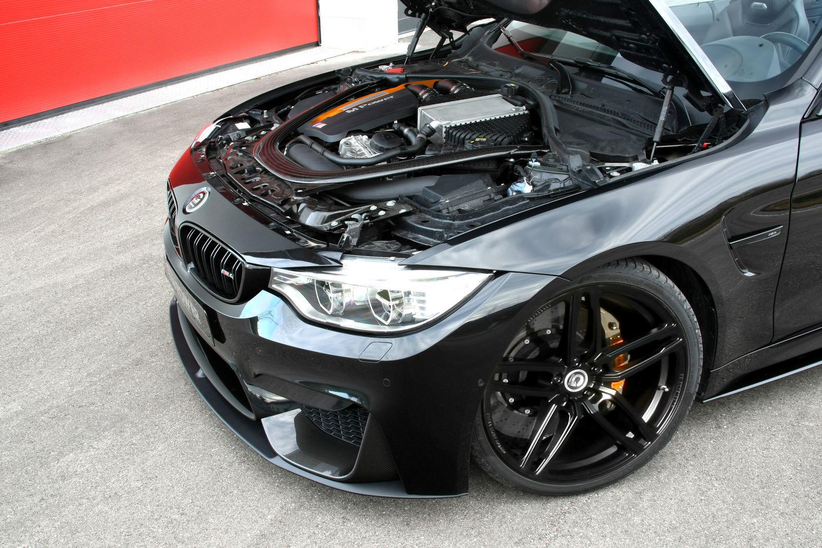 Foto de G-Power BMW M4 Cabrio (5/7)