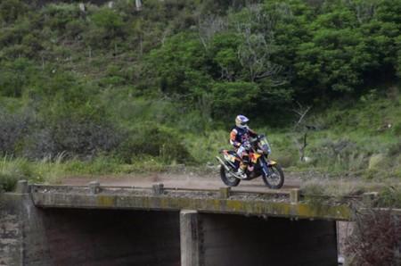 Dakar 2016: Villa Carlos Paz - Termas Río Hondo, etapa 2
