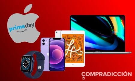 Amazon Prime Day 2021: mejores ofertas del día en dispositivos Apple