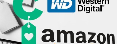 Nueva selección con 11 soluciones de almacenamiento Western Digital en Amazon, para celebrar el Día de Internet con muchos más GB y TB