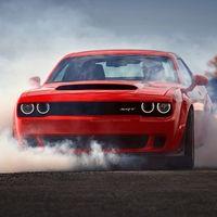 El Dodge Challenger SRT Demon ya tiene precio, y no, no es nada barato
