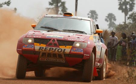 Mitsubishi Pajero/Montero Evo 2006