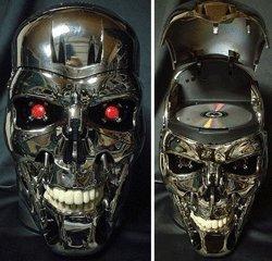Reproductor DVD de Terminator