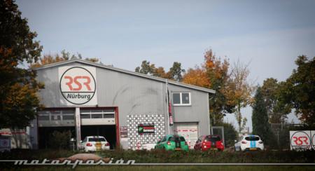 Nurburgring Rsr 22