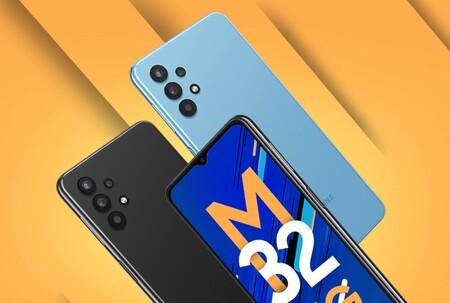 Samsung Galaxy M32 5G: el Galaxy M32 se viste de 5G a cambio de algunos recortes y cambios a mejor