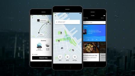 Probando, probando: así es la nueva aplicación de Uber