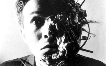 Tetsuo Hombre De Hierro Ciberpunk Japones