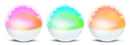 Violet dal:dal, lámpara que da información