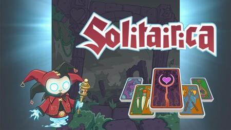 Solitairica es el nuevo juego de la promoción navideña de Epic Games Store que ya podéis descargar gratis