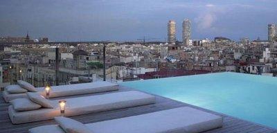 Los 10 hoteles con mejores azoteas con vistas del mundo