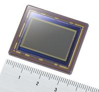 Sensor CMOS de Sony con 12 megapíxeles y 10 fps