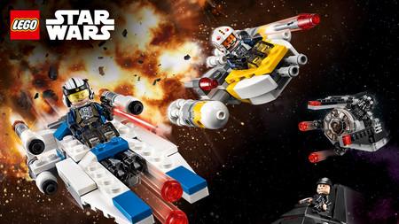 Semana de Internet en El Corte Inglés: Lego Star Wars con un 15% de descuento