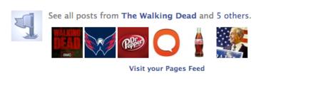 """Facebook quiere dar más visibilidad al apartado """"Noticias de páginas"""""""