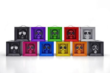 Colores en los que está disponible el Aeroskull