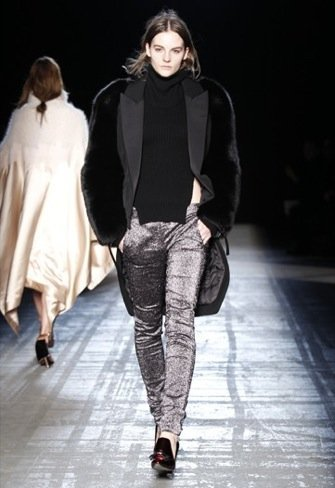 Alexander Wang chaquetones piel