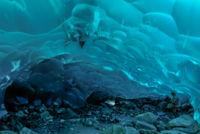 Estas espectaculares cuevas de hielo te parecerán de otro mundo, pero están en éste