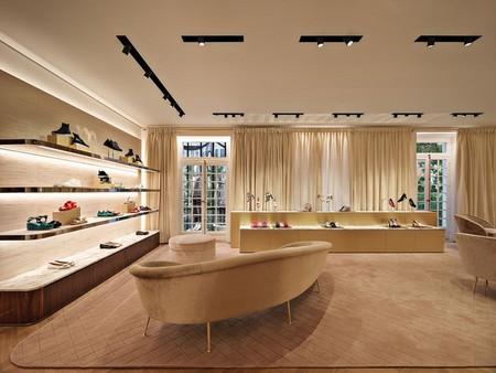 De shopping por Serrano: Bottega Veneta, Geox y Ferragamo se rinden a la arquitectura de Paolo Setti