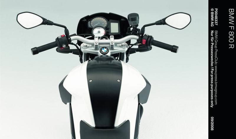 Foto de Presentación BMW F800R (1/20)