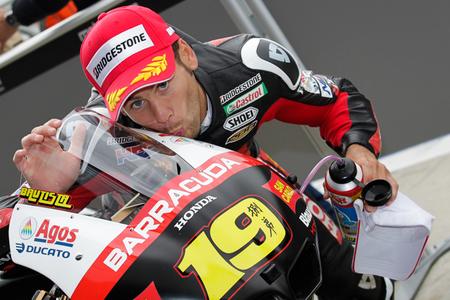 Álvaro Bautista Silverstone