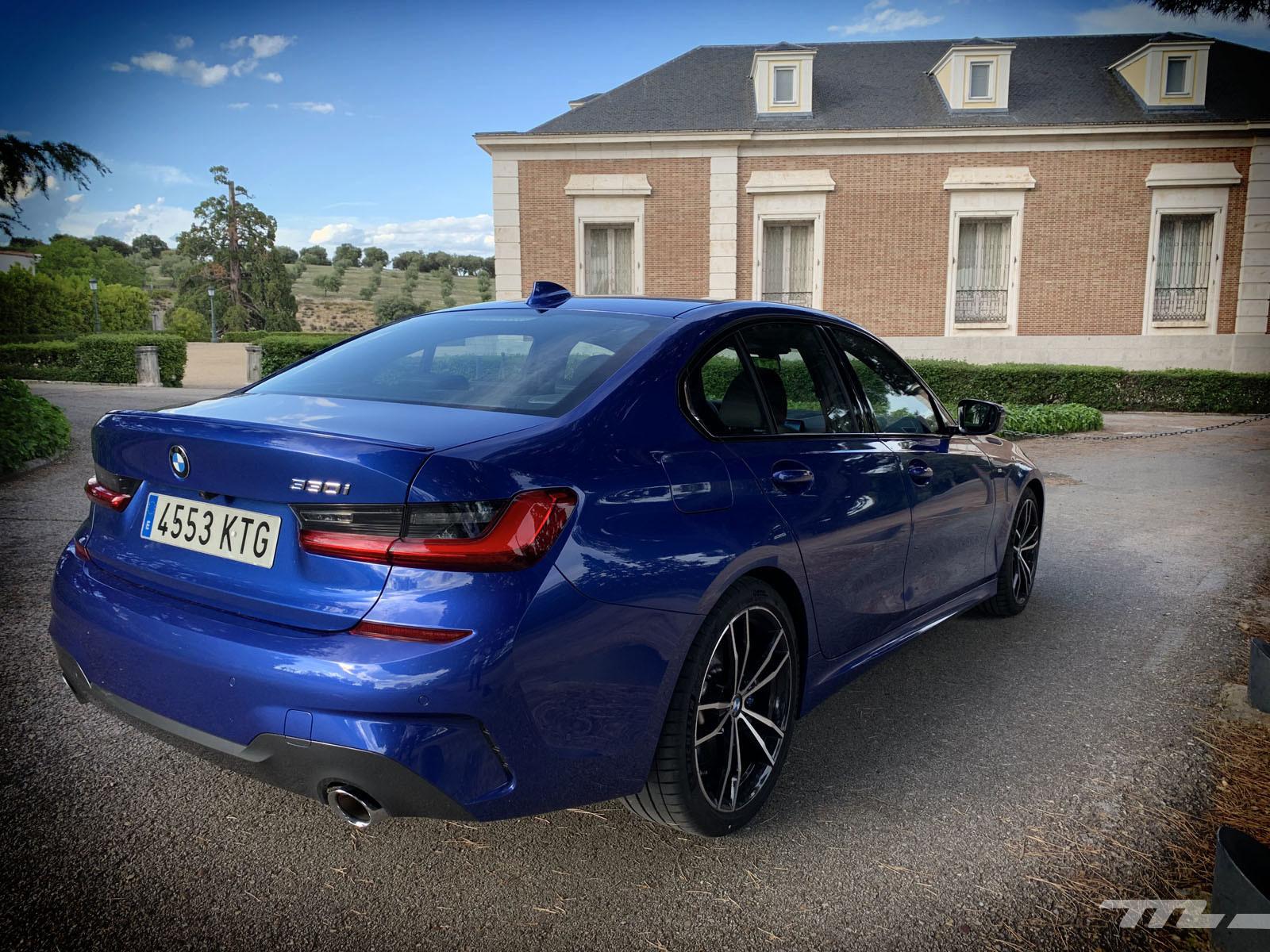 Foto de BMW 330i (prueba) (7/48)