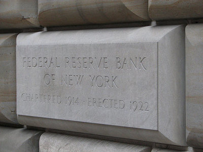 Bajada histórica de los tipos de interés en EEUU al 0% - 0,25%