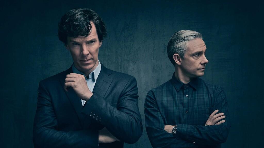 Benedict Cumberbatch no cierra la puerta a continuar 'Sherlock':