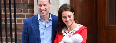 Kate Middleton tiene que seguir un protocolo real para poner nombre a su tercer hijo, ¿cómo le llamarán al final?