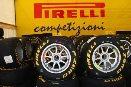 Pirelli aspira renovar su contrato hasta el 2019