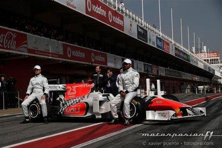 Previo Fórmula 1: Hispania Racing F1 Team, la incógnita de este 2011