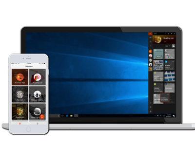 Microsoft nos tienta con Cache: un gestor del portapapeles para iOS/Mac que lanzará en breve